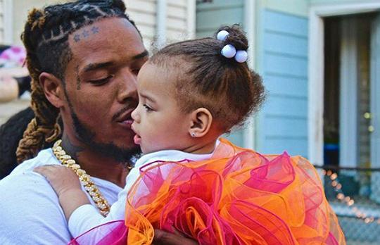 FETTY WAP CELEBRATE'S DAUGHTER ZAZA'S FIRST BIRTHDAY