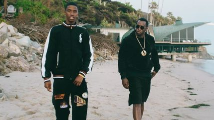 Sean Combs spends quality time with all six of his kids at a Malibu Beach House in California. Pictured in the gallery are Diddy's three sons Justin, Quincy, and Christian; and daughters Chance , D'Lila, and Jessie.