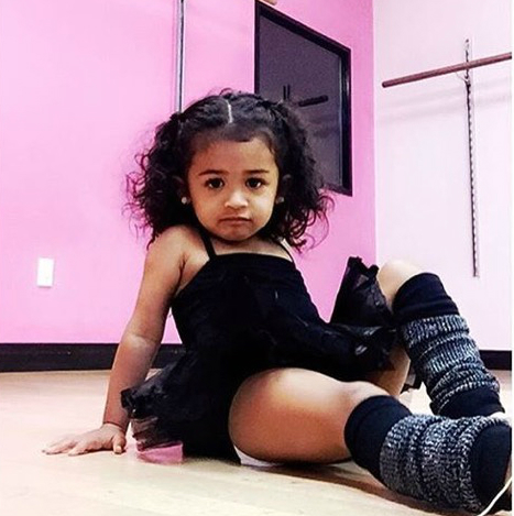 CHRIS BROWN AND NIA GUZMAN ARGUE OVER DAUGHTER'S BALLET OUTFIT