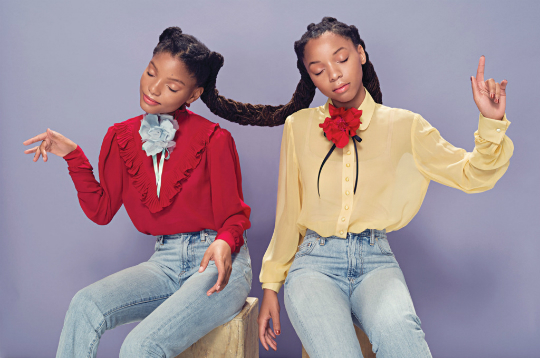 CHLOE AND HALLE GIVE THE SCOOP ON NEW ALBUM AND MORE IN TALK WITH 'NEW YORK MAGAZINE'