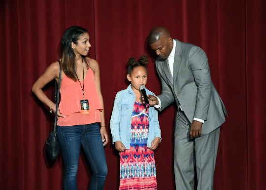JAMIE FOXX AND KIDS PLUS MORE SUPPORT HILLARY CLINTON