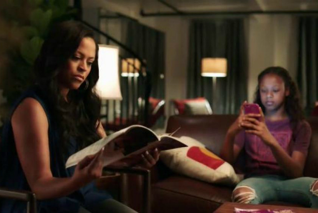 Shaunie o 39 neal and children featured in state farm commercial - Shaunie o neal house ...