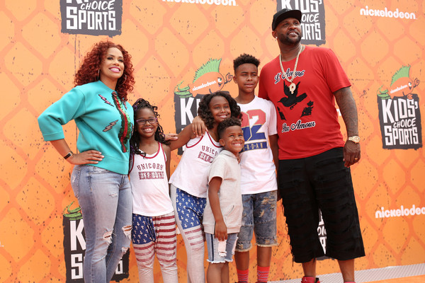 KOBE BRYANT AND OTHER STARS ATTEND NICKELODEON KIDS' CHOICE SPORTS AWARDS 2016