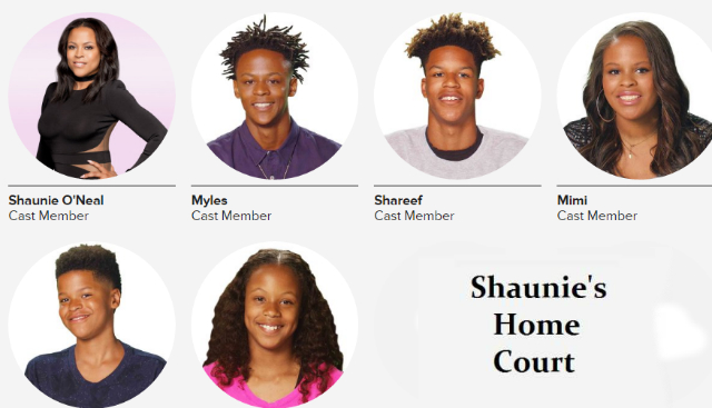 Tv Watch Shaunie S Home Court Premieres On Vh1