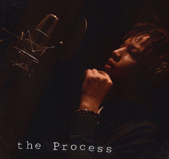 DOMANI HARRIS RELEASES NEW EP 'THE PROCESS'