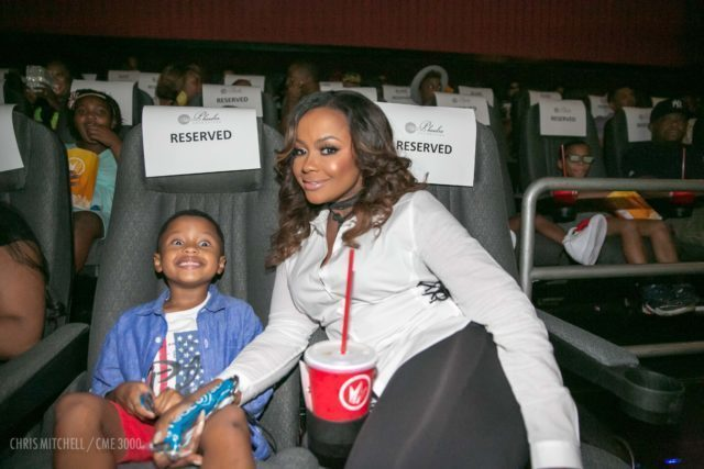 Phaedra Parks and son Ayden (8)