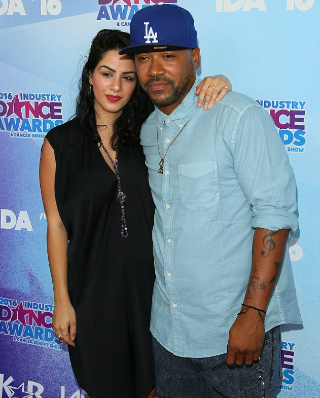 COLUMBUS SHORT IS ENGAGED AND EXPECTING A BABY!