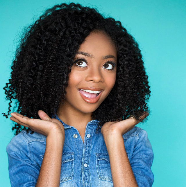 GET TO KNOW THE REAL SKAI JACKSON IN THE LATEST ISSUE OF CLICHÉ MAGAZINE