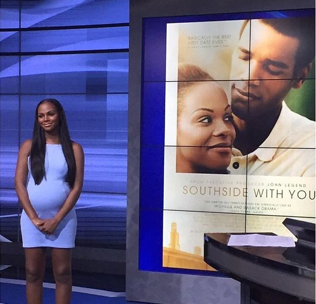 TIKA SUMPTER ACCIDENTALLY REVEALS GENDER OF HER BABY