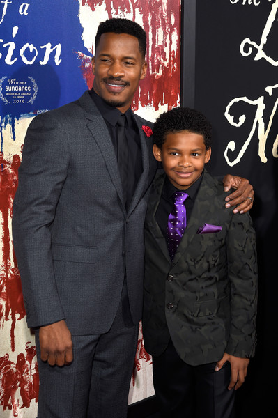 """TONY ESPINOSA PLAYS YOUNG NAT TURNER IN """"BIRTH OF A NATION"""""""