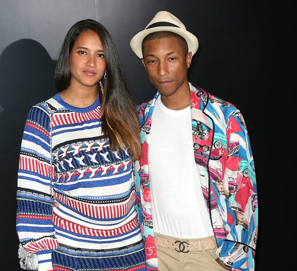 SURPRISE! PHARRELL WILLIAMS AND WIFE EXPECTING SECOND CHILD