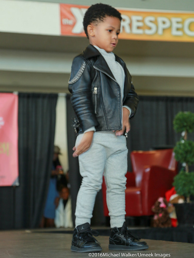 CELEB KIDS STRUT THEIR STUFF FOR CHARITY