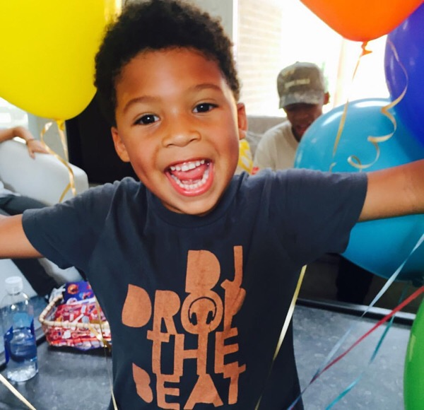 "Kez Udoka celebrates his fifth birthday today and mom Nia long couldn't be prouder. The actress shared this photo of her son with the caption, ""This amazing little person arrived with pure love 5 years ago. Kez you are the light and laughter of our lives. Mommy and daddy love you so much. 5 years of magic to be continued. #babyboyblessedus""."
