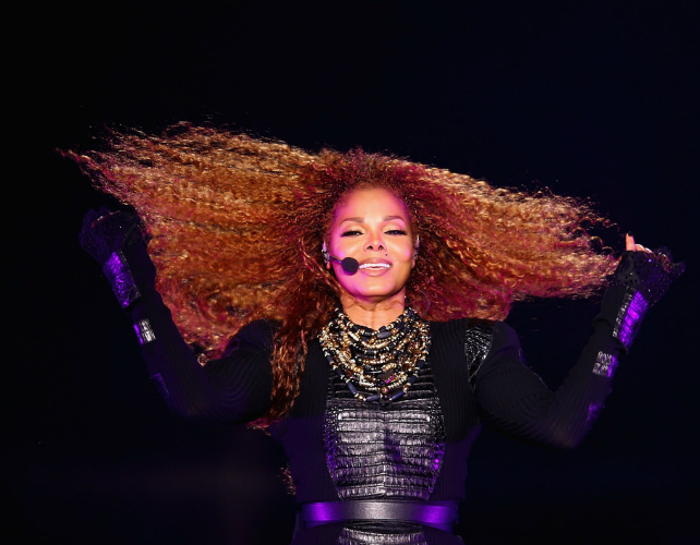 JANET JACKSON GIVES PREGNANCY UPDATE: 'I'M DOING WELL'