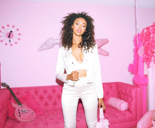 BELLA HARRIS SITS DOWN WITH MISSGUIDED TO TALK FASHION, GIRL POWER, AND MORE