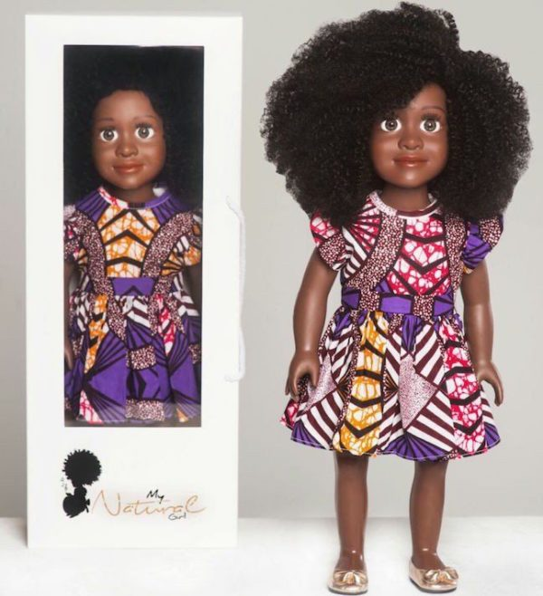 my natural doll