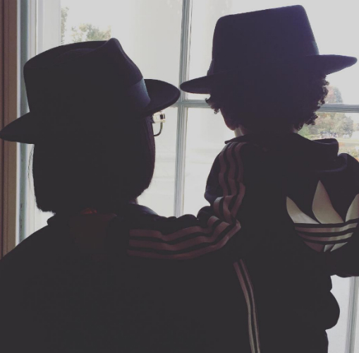 KELLY ROWLAND AND SON ENJOYED 'HALLOWEEN AT THE WHITE HOUSE'