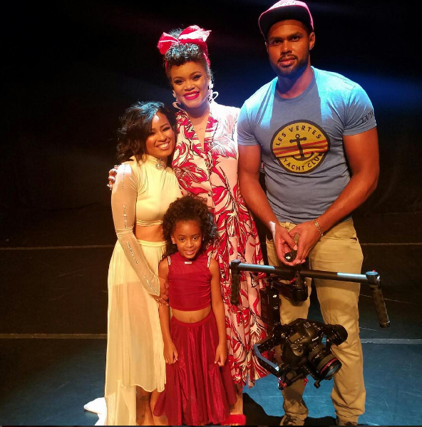Rise Up Andra Day: HEAVEN AND TIANNE KING TEAM UP WITH ANDRA DAY TO RISE UP