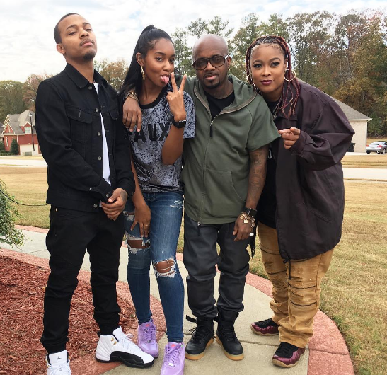 REGINAE CARTER, SHANIAH MAULDIN TO STAR IN 'GROWING UP HIP HOP ATL'