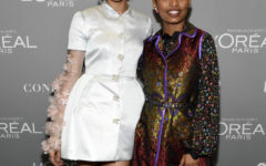 Honoree Zendaya (L) poses with Yara Shahidi at Glamour Women Of The Year 2016 at NeueHouse Hollywood on November 14, 2016 in Los Angeles, California.