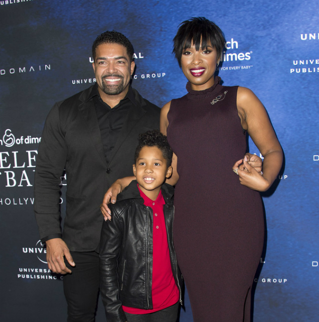 JENNIFER HUDSON HONORED AT MARCH OF DIMES 'CELEBRATION OF BABIES' EVENT