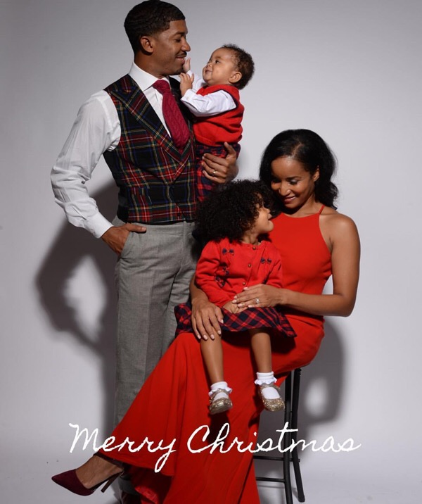 Fonzworth Bentley and his family get in the Christmas spirit.