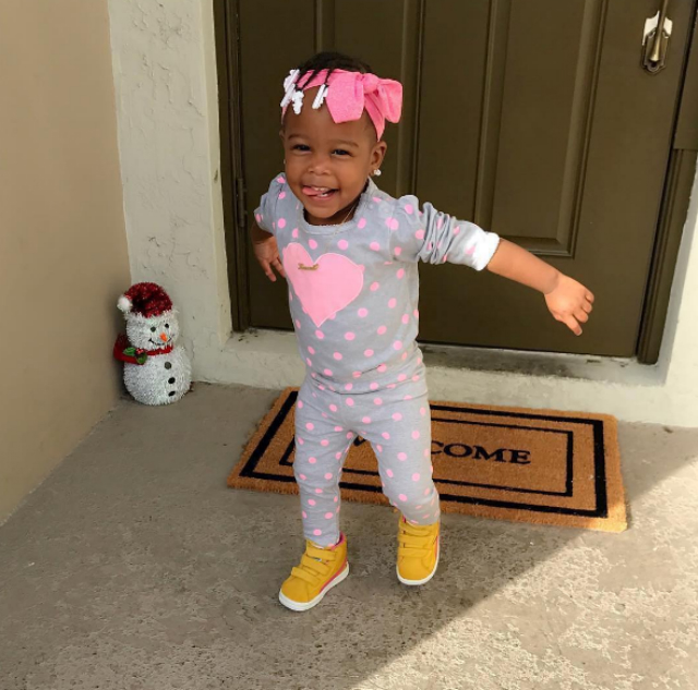 These Instagram Videos Of Chad Ochocinco And Daughter Will Make You Smile