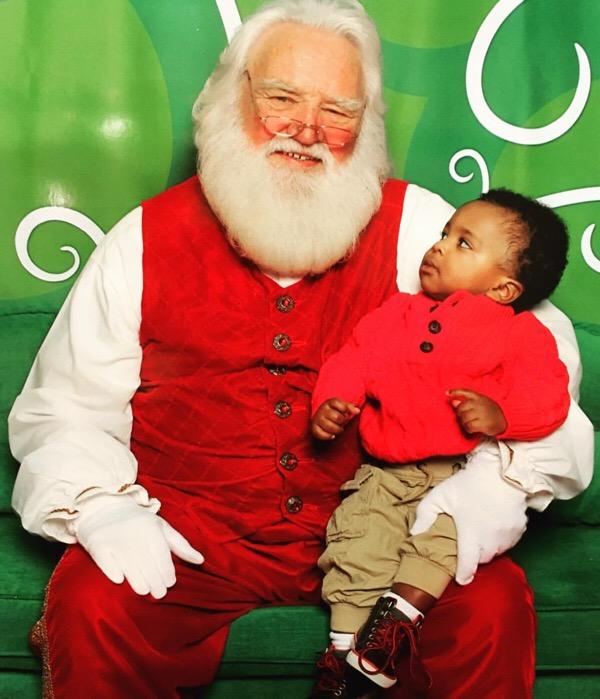 """""""What you talkin' bout Santa?"""""""