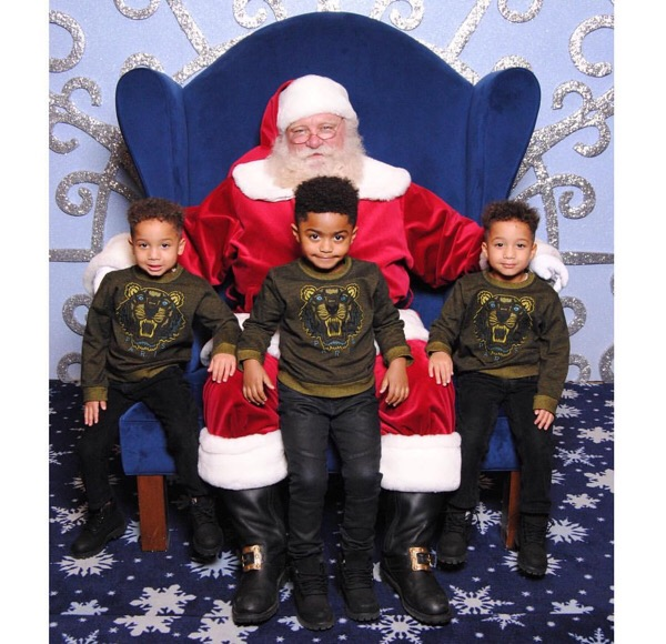 Season's Greetings from PJ and his crew.