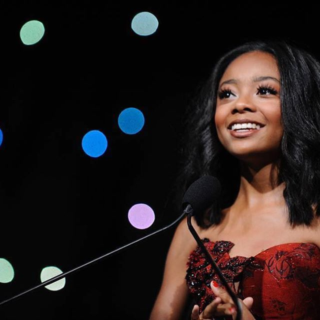 YOUNG STARS TURN OUT FOR ANNUAL EBONY POWER 100 GALA