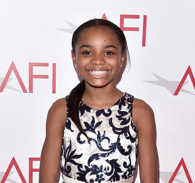 SANIYYA SIDNEY ATTENDS 17TH ANNUAL AFI AWARDS