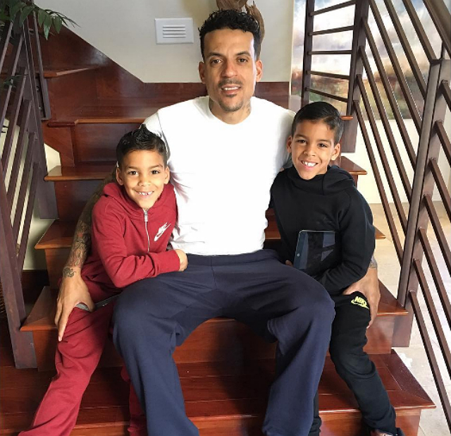 CO-PARENTING WOES: MATT BARNES AND GLORIA GOVAN TAKE THEIR CASES TO COURT