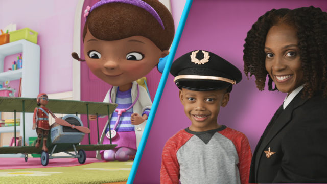 DISNEY CHANNEL SHARES INSPIRING AFRICAN-AMERICAN STORIES FOR BLACK HISTORY MONTH