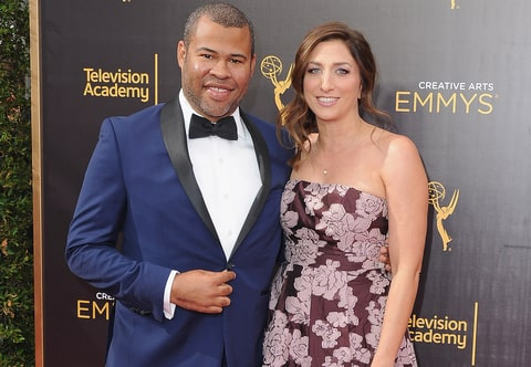 jordan peele and wife