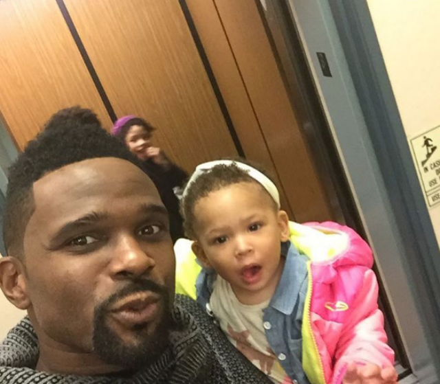 DARIUS MCCRARY IS ACCUSED OF HOLDING HIS 16-MONTH-OLD DAUGHTER OVER BOILING WATER