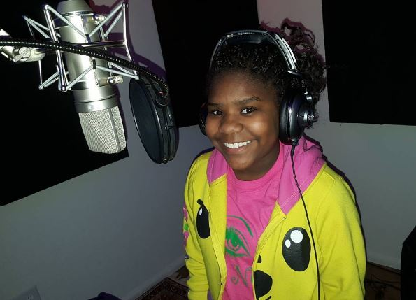"""K.C. UNDERCOVER"" ACTRESS TRINITEE STOKES RELEASES NEW SINGLE, ENTITLED ""MISS ME"""