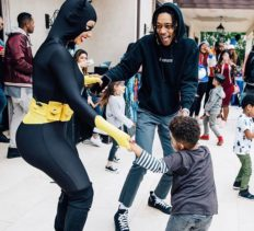 Happy Birthday, Sebastian! Amber Rose and Wiz Khalifa gave their son a star-studded birthday party to celebrate this past weekend.