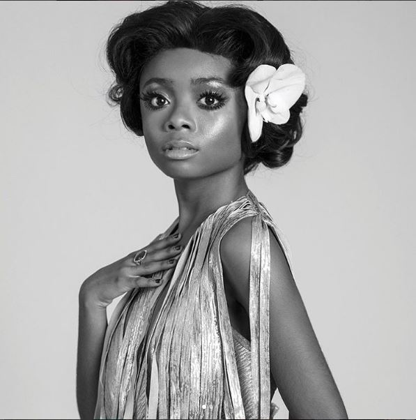 Skai Jackson Pays Homage To Diana Ross And Quot Mahogany Quot In