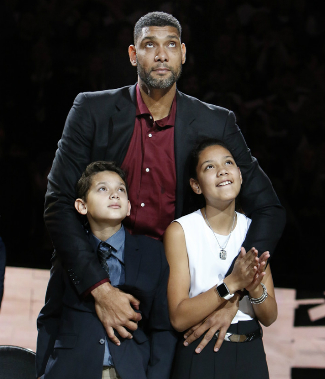 TIM DUNCAN AND GIRLFRIEND WELCOME DAUGHTER, NAME HER AFTER ... Vanessa Macias Baby