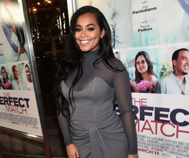 LAUREN LONDON FAT SHAMED FOR HER POST-PREGNANCY BODY