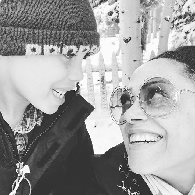 CREE SUMMER AND THE FAMILY VISIT LAKE TAHOE