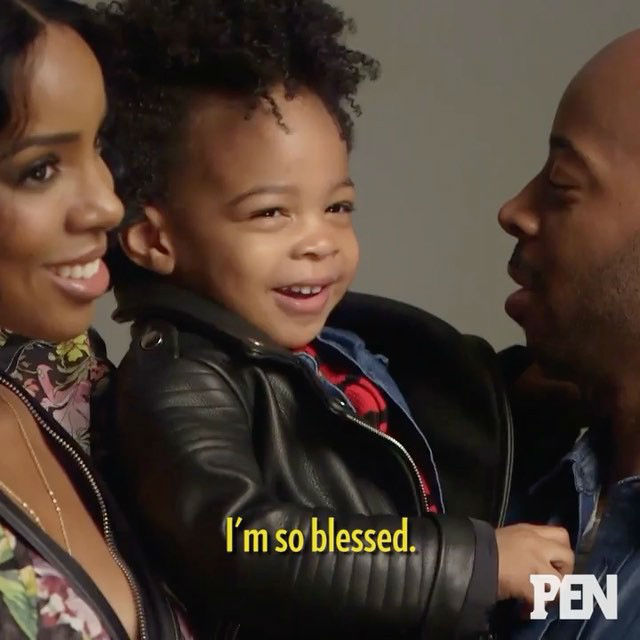 KELLY ROWLAND AND FAMILY MAKE PEOPLE MAGAZINE'S 'WORLD'S MOST BEAUTIFUL' CUT
