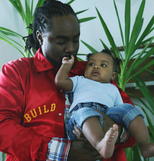 Wale: WALE IS 'ENAMORED WITH HIS DAUGHTER