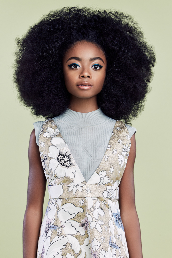 skai jackson talks career and more with nymag com. Black Bedroom Furniture Sets. Home Design Ideas