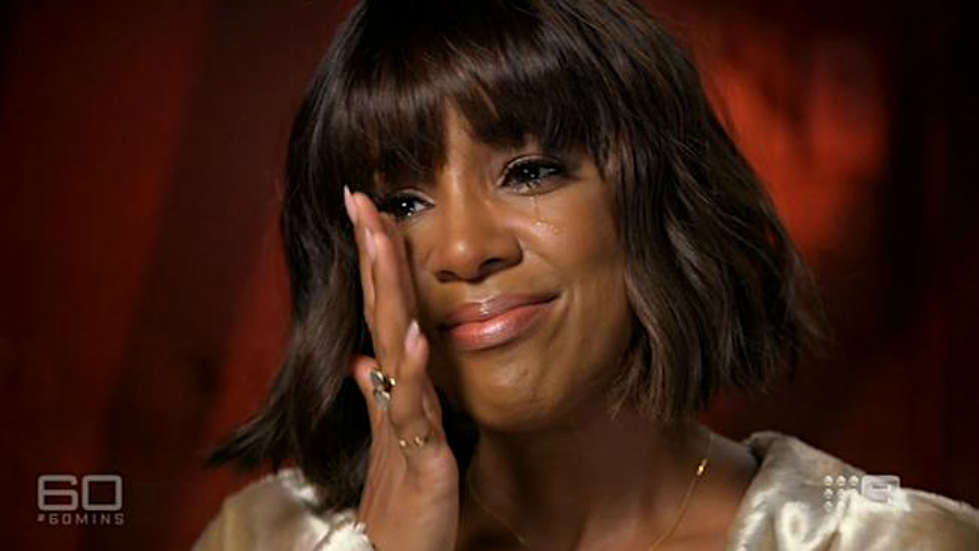 KELLY ROWLAND TALKS ABOUT HER MOTHER'S DEATH: 'I'D JUST WATCHED MY SON COME INTO THIS WORLD AND I WATCHED HER GO'