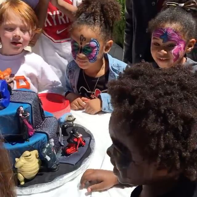 Future Zahir Celebrates Birthday With Family And Friends