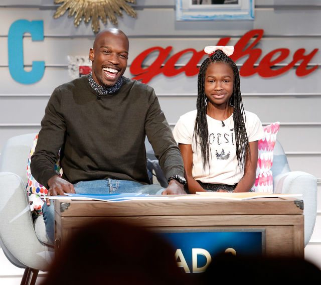 CHAD OCHOCINCO AND DAUGHTER TO APPEAR ON SEASON PREMIERE OF 'BIG STAR LITTLE STAR'