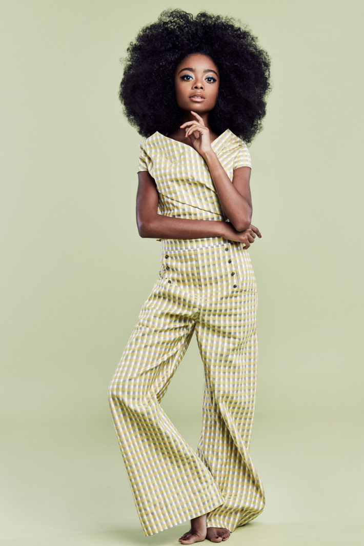 Skai Jackson Talks Career And More With Nymag Com