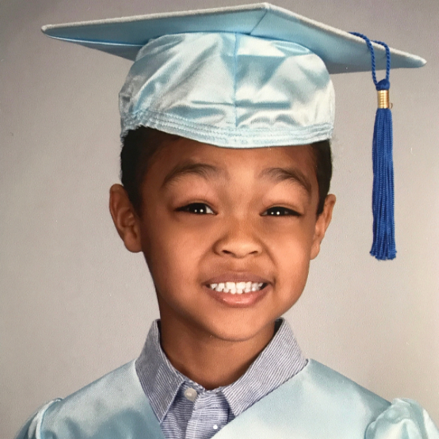 50 CENT AND DAPHNE JOY CELEBRATE THEIR SON'S PRESCHOOL GRADUATION