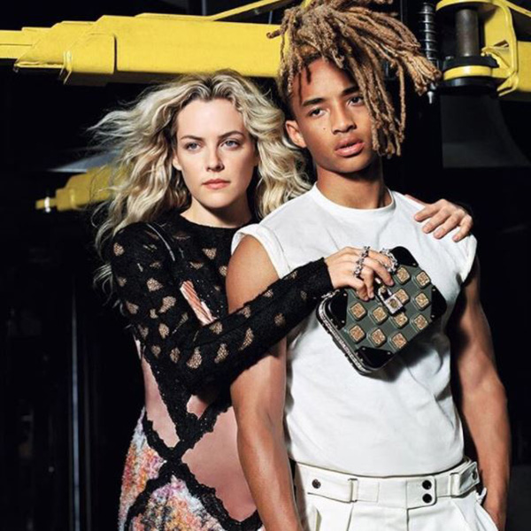 JADEN SMITH IS FEATURED IN NEW LOUIS VUITTON AD